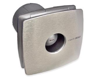 Ištraukiamasis ventiliatorius Cata X-Mart 12 Inox H
