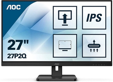 "Monitorius AOC 27P2Q, 27"", 4 ms"