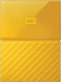 Western Digital 4TB My Passport USB 3.0 Yellow WDBYFT0040BYL-WESN