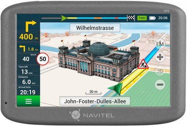 Навигация Navitel E200 TMC