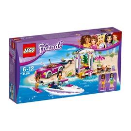Konstruktorius LEGO Friends, Andrėjos priekaba greitaeigiui kateriui 41316