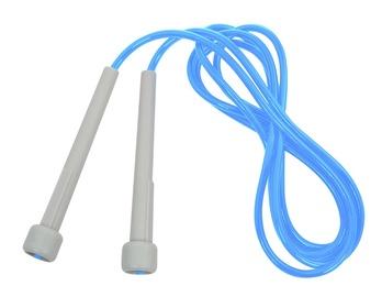 Šokdynė Lifefit speed 260 cm, mėlyna