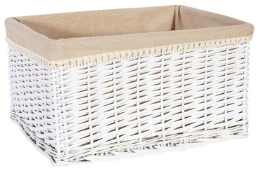 Home4you Max-3 Basket 46x32xH26cm White