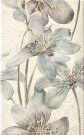 Keraminės dekoruotos plytelės Thea Bianco, 40 x 25 cm