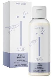 Naif Milky Bath Oil 100ml