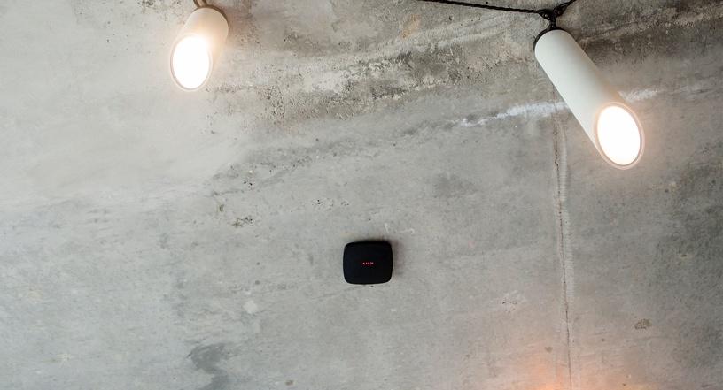 Ajax FireProtect Plus Detector Black