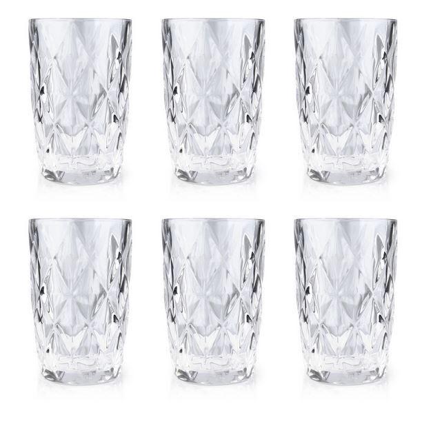 Pokaal Mondex Elise Clear Glasses 300ml 6pcs