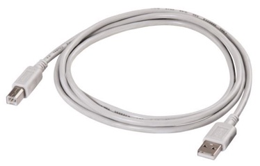 Hama Cable USB to USB Grey 1.5m