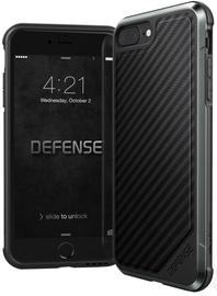 X-Doria Defense Lux Back Cover For Apple iPhone 7 Plus/8 Plus Black Carbon