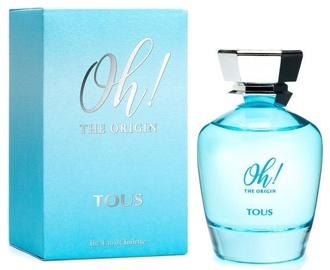 Tualettvesi Tous Oh! The Origin 100ml EDT