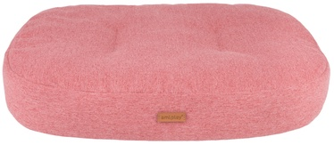 Amiplay Montana Oval Mattress XL 102x83x11cm Pink
