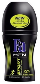 Vyriškas dezodorantas Fa Men Sport Power Boost Roll On, 50 ml
