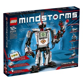 KONSTRUKTORS LEGO MINDSTORMS EV3 ROBOTS