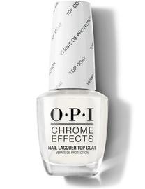 Топовое покрытие для ногтей OPI Chrome Effects Top Coat, 15 мл