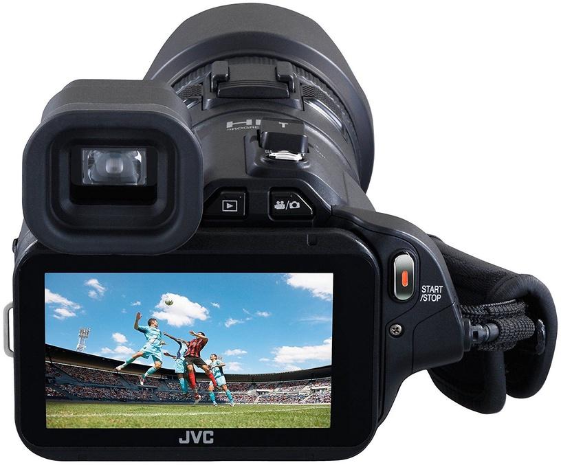 JVC GC-PX100 Procision Full HD Black
