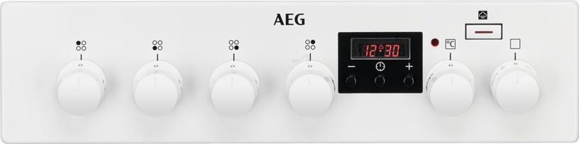 """Gaasipliit """"CKB56400BW"""" (AEG)"""