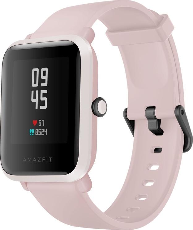 Išmanusis laikrodis Amazfit Bip S Warm Pink