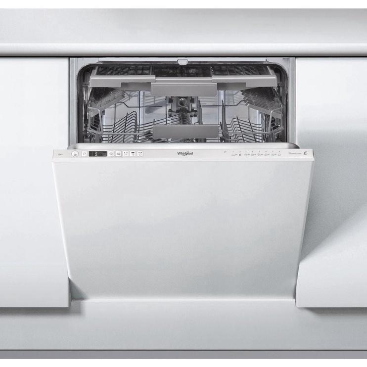 Įmontuojama indaplovė Whirlpool WIC3C23PF