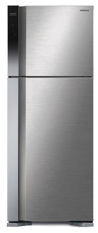 Šaldytuvas Hitachi R-V540PRU7 (BSL) Brilliant Silver