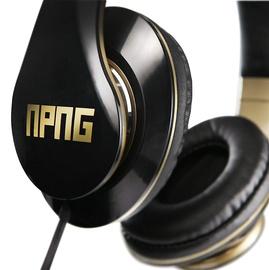 Ausinės Veho VEP-020-NPNG Black/Gold