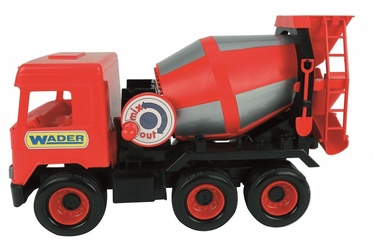 Wader Middle Truck Red 32114
