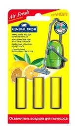 Dulkių siurblių gaiviklis General Fresh, 3 x 20 g