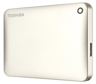 "Toshiba 2TB Canvio Connect II 2.5"" USB 3.0 Gold"