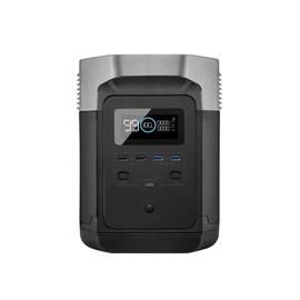 Зарядное устройство - аккумулятор EcoFlow 1ECO1300, 25000 мАч, черный
