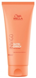 Plaukų kondicionierius Wella Invigo Nutri Enrich Conditioner, 200 ml