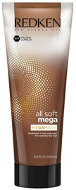 Redken All Soft Mega Mask 200ml Dry Hair