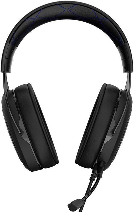 Ausinės Corsair HS50 Stereo Gaming Headset Blue