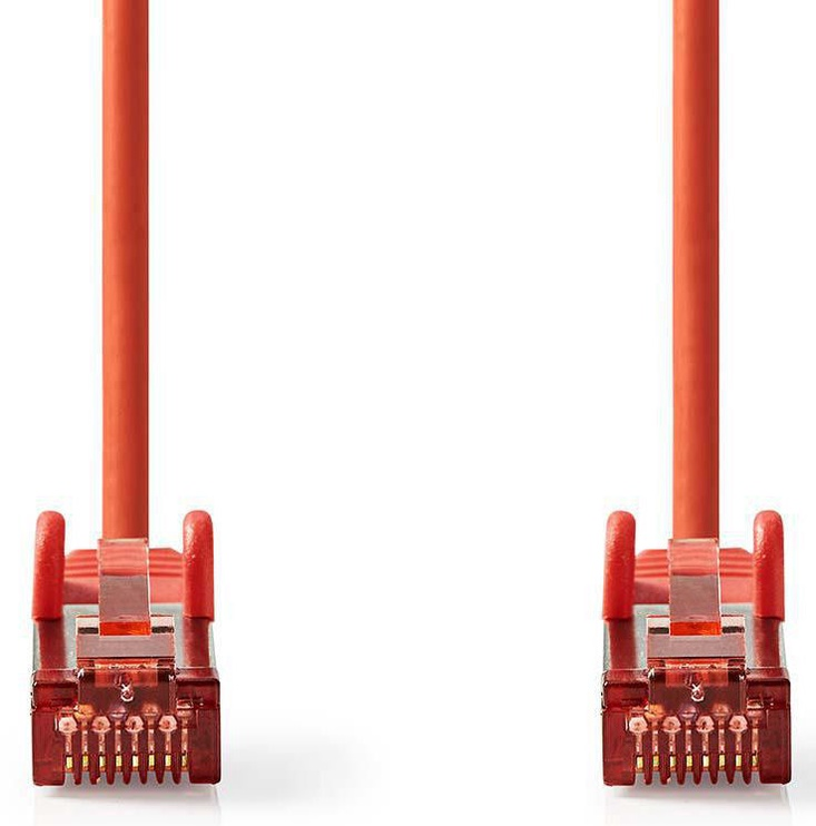 Nedis Cat 6 S/FTP Network Cable 20m Red