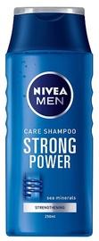 Nivea Men Strong Power Shampoo 400ml