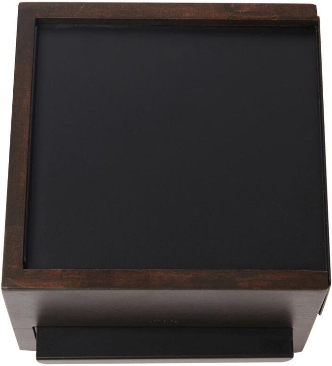 Umbra Stowit Jewelry Box Black/Wood