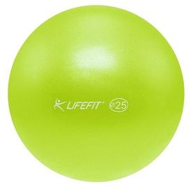 Mankštos kamuolys Lifefit 25cm, žalias