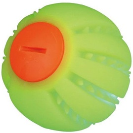 Trixie Light Up Dog Ball Yellow 6cm