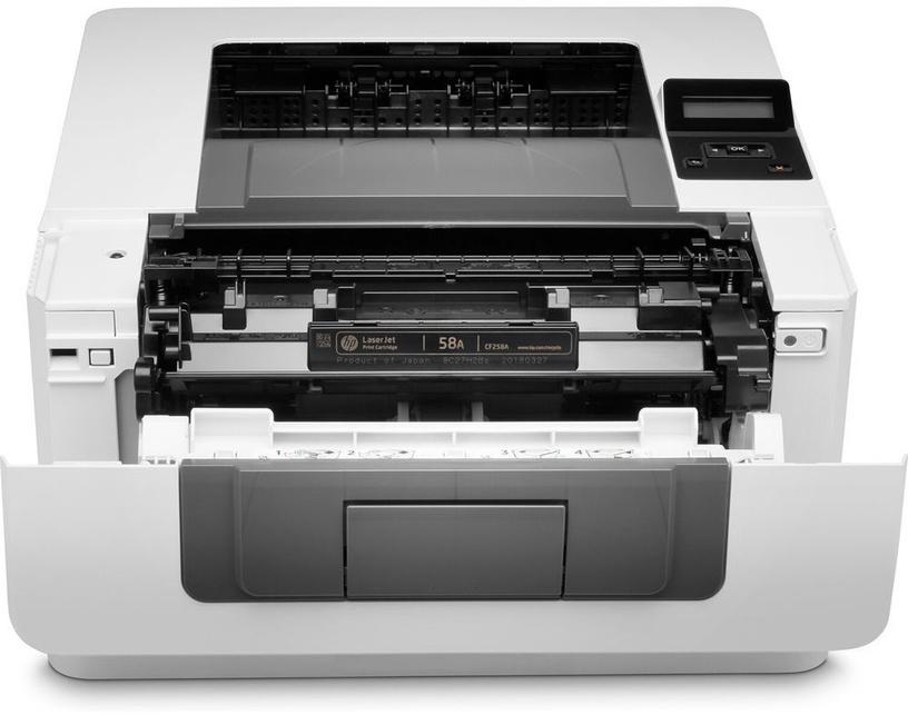 Лазерный принтер HP Pro M404dn