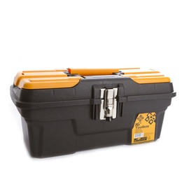 Forte Tools MG-16 Toolbox 434x194x239mm Black/​Yellow