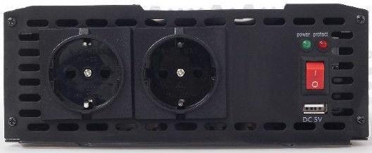 Energenie EG-PWC-045 Power Inverter 1200W/12V