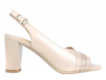 6c3b286bc70 Caprice Sandals 9/9-28314/22 Beige Multi 40