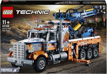 Конструктор LEGO Technic Грузовой эвакуатор 42128, 2017 шт.