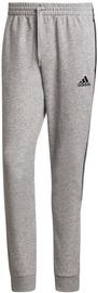Püksid Adidas Essentials Fleece Tapered Cuff 3-Stripes Pants GK8976 Grey XL
