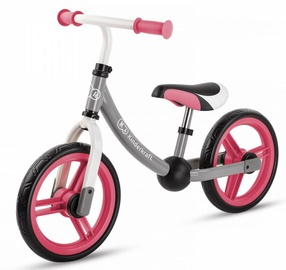Kinderkraft 2Way Next Balance Bike Fuchsia