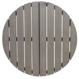 Home4you Larache Table Top D70cm Grey