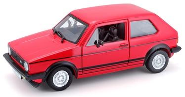 Bburago Car Volkswagen Golf Mk1 GTI 1979 1:24