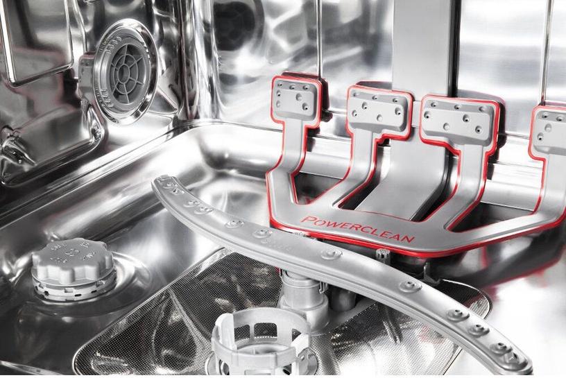 Įmontuojama indaplovė Whirlpool WIO 3T123 PEF