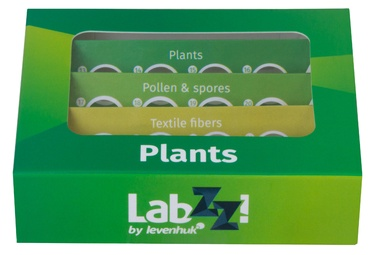 Levenhuk LabZZ P12 Plants Prepared Slides Set