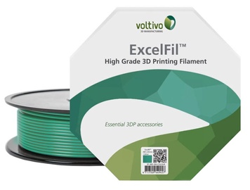 Voltivo PLA Filament Cartridge 1.75mm Green
