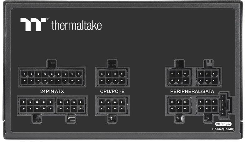 Thermaltake ToughPower GF1 A-RGB 80 Plus Gold 650W