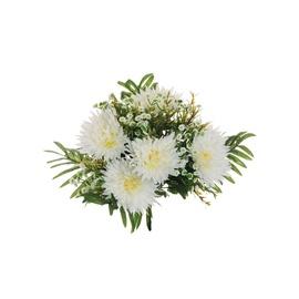 Dirbtinių gėlių puokštė kapams 80-329189